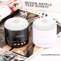 Loa Bluetooth siêu nhỏ WS-Y90B chớp đèn theo nhạc âm thanh lớn