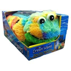 Ếch con 7 màu chiếu sáng Đại dương xanh Pillow Pets Rainbow Frog