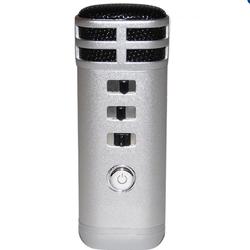 Micro mini karaoke cho Smartphone TEANA KTV i9s Bạc