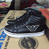 Giày cao cổ thời trang - 2615