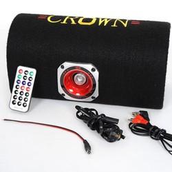 LOA CROWN 5 ĐẾ A998 - Âm thanh HIFI - không có loa tép bên cạnh