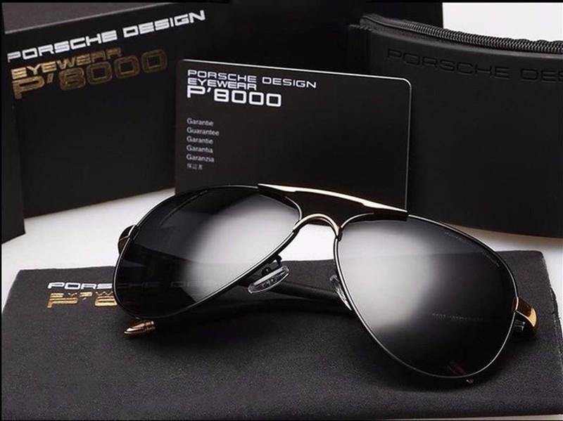 Mắt kính cao cấp Porsche P8000 - MKDL001 4