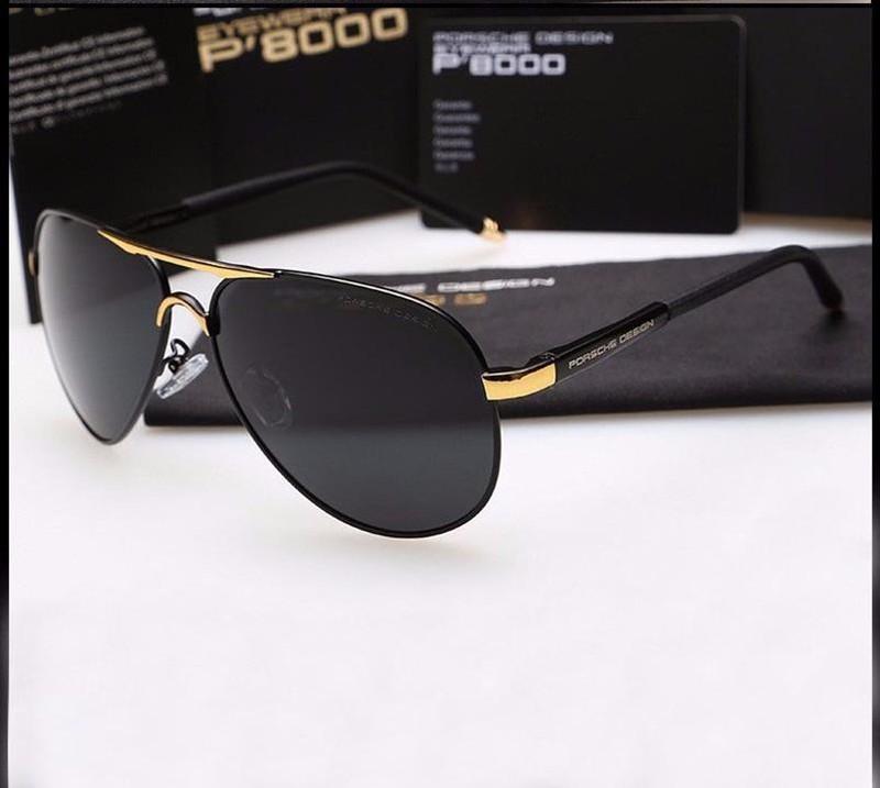 Mắt kính cao cấp Porsche P8000 - MKDL001 6