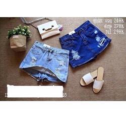 váy quần jean cao cấp