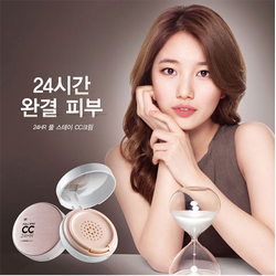 MỚI CC CREAM 3 IN 1 - CC CREAM FULL STAY CC 24HR THE FACESHOP