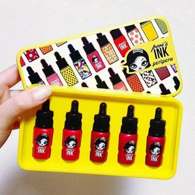 SET MINI 5 SON PERIPERA INK MOIST - S5CSMNHQ