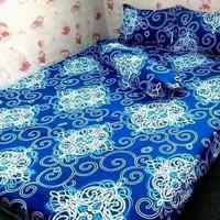 TTShop -  Bô ga giường Cotton Hoa TTShop 160x200x10cm