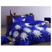 TTShop -  Bô ga giường Cotton Hoa Thổ Cẩm TTShop 160x200x10cm