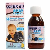 Vitamin tổng hợp WellBaby Infant
