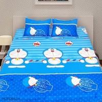 TTShop -  Bô ga giường Cotton Doremon TTShop 160x200x10cm