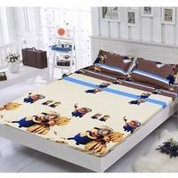 TTShop -  Bô ga giường Cotton Minion TTShop 160x200x10cm