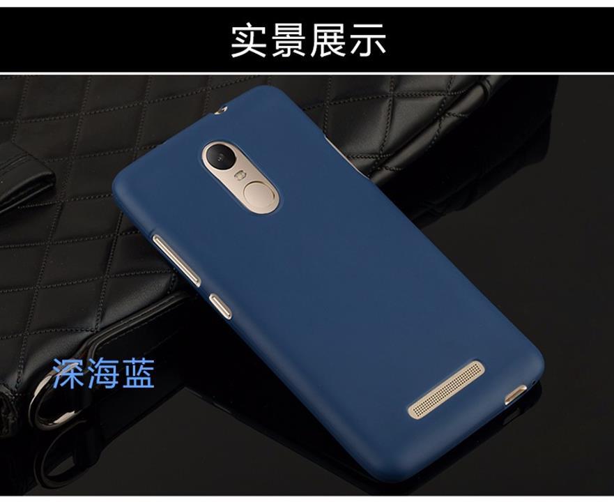 Op Nhua Deo Xiaomi Redmi Note 3