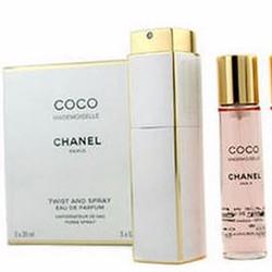 Set 3 chai nước hoa nữ Coco Chanel 3 x 20ml - 164008