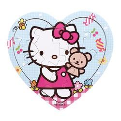 Bảng ghép hình chú mèo Hello Kitty Vivitoys