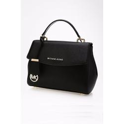 Túi xách nữ da bò, trơn màu, họa tiết chữ nổi bật