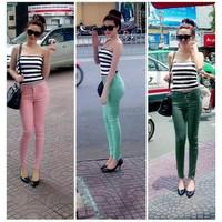 Quần jean skinny color block 3 màu Qd101