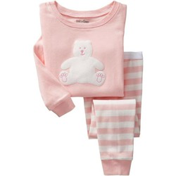 832 - Bộ bé gái Bear - shop Tinker Bell Kids