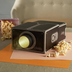 Smart Phone Projector DIY