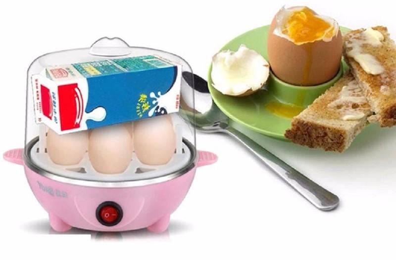 Nồi hấp trứng đa năng 2 tầng 4