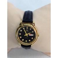 Đồng hồ nữ giá rẻ dây da OM0639-LW