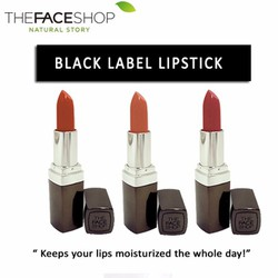 Son lì Black Label Lipstick THE FACE SHOP