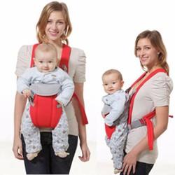 Địu em bé 4 tư thế tiện dụng an toàn cho bé M675