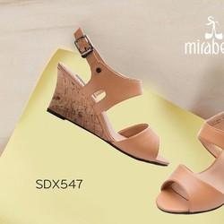 Giày đế xuồng quai hậu thời trang Mirabella 547