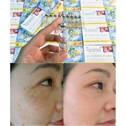 Collagen trị nám và trắng da Teana