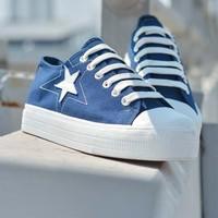 Giày Bata ngôi sao unisex SB004