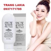 Kem tắm trắng Snow White - Milky Pack