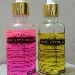 Nươc lột collagen - Thay da sinh học