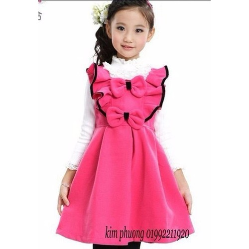 váy dạ  4den10tuoi