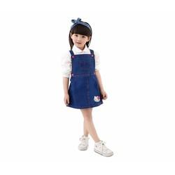 Đầm Yếm Trẻ Em