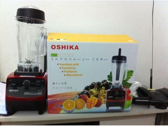 Máy xay Công nghiệp nhật bản Oshika, máy xay sinh tố công suất lớn 5