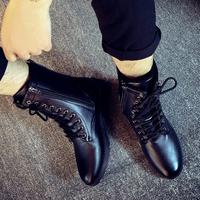 DC083 - Giày Boot men cá tính hot 2016 POSA