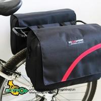 Túi baga xe đạp tiện lợi