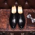 M068 - Giày da cao cấp POSA