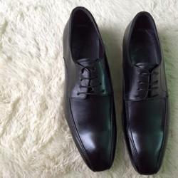 Giày da thật, trẻ chung, năng động