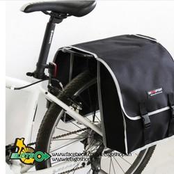 Túi baga xe đạp PVC chống nước