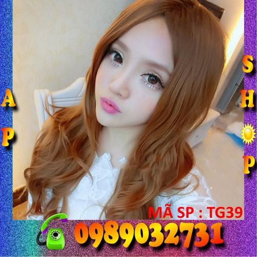 Tóc giả nữ phong cách Hàn Quốc - tg39