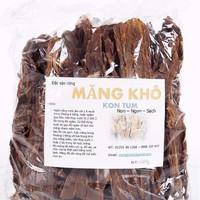 Măng khô Kon Tum: non - ngon - sạch