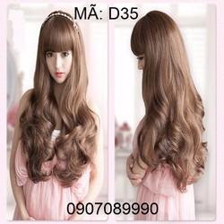 Tóc Hàn Quốc Baby tuyệt đẹp -- D35