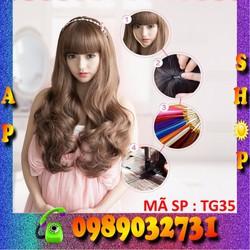 Tóc Hàn Quốc Baby tuyệt đẹp - tg35
