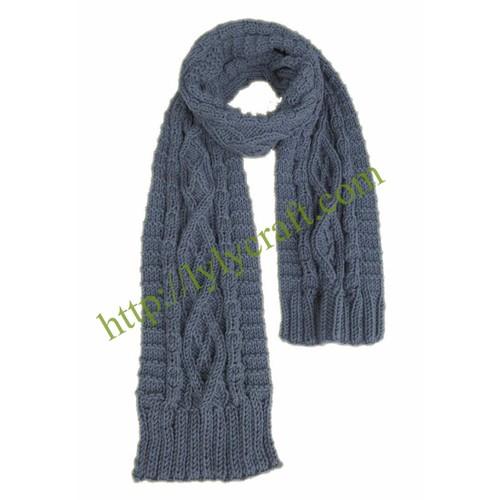 Khăn len đan tay - Hàng Xuất khẩu - KH131