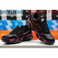 Giày Nike đế gồ đỏ đen