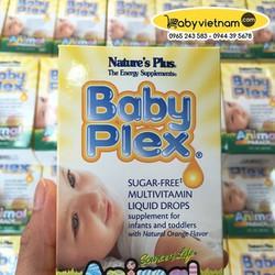 Vitamin tổng hợp cho bé Baby Plex