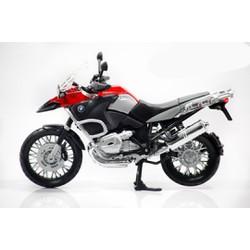 MÔ HÌNH 1:12 XE MOTO BMW R1200GS - MAISTO