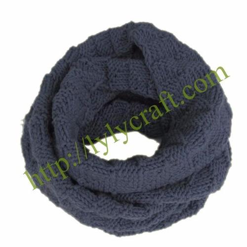 Khăn len đan tay - Hàng xuất khẩu - KH129