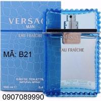Nước hoa Nam Versace Man Eau Fraiche 100ml -- B21