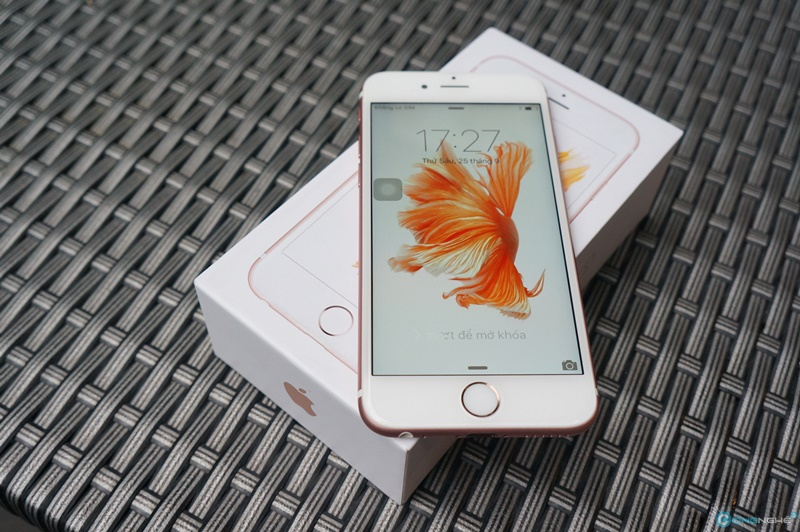 iphone 6s plus  Đài Loan 4